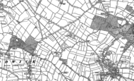 Old Map of Anston Brook, 1890 - 1901