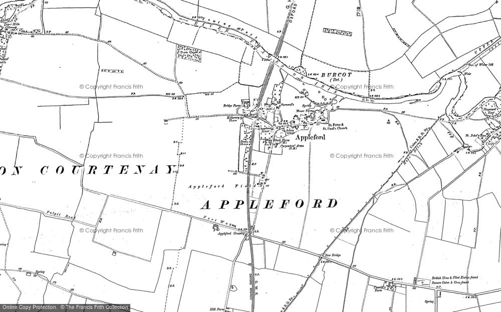 Appleford, 1898 - 1910