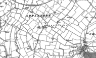 Old Map of Appletree, 1899