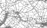 Old Map of Arlescote, 1899 - 1904