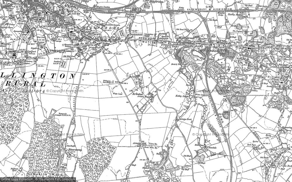 Arleston, 1882