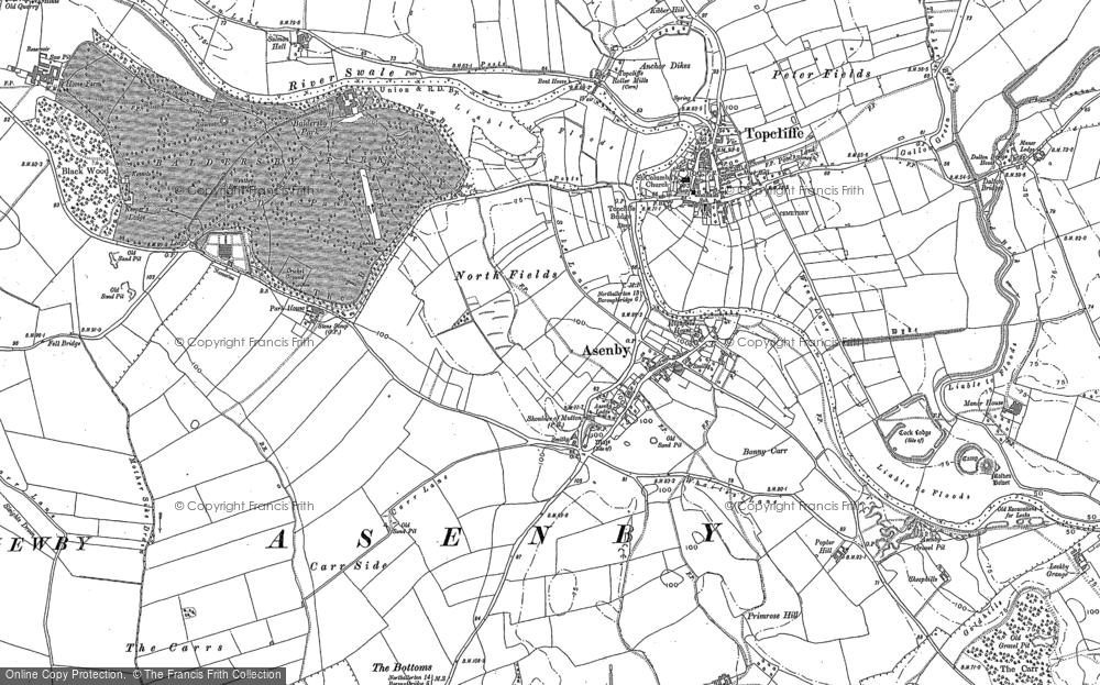 Asenby, 1890