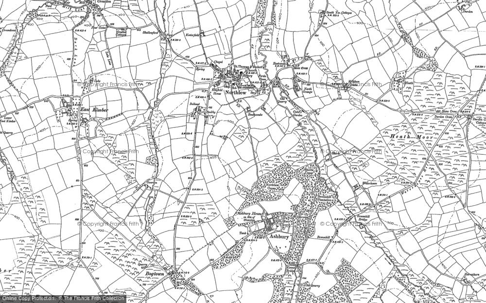 Ashbury, 1884