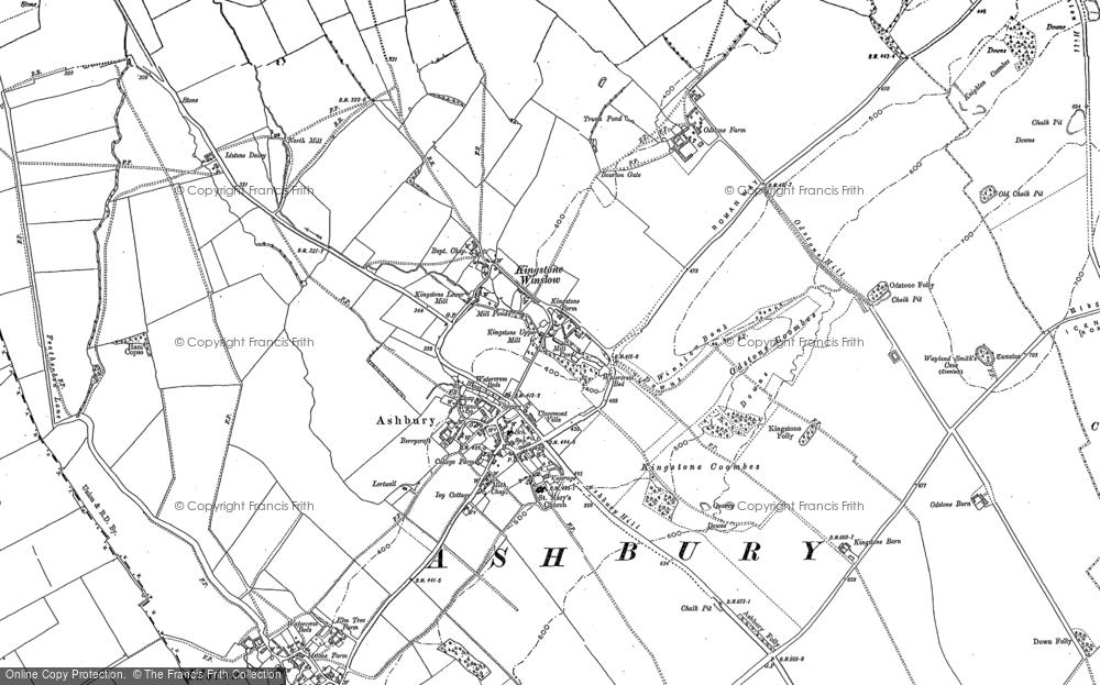 Ashbury, 1910