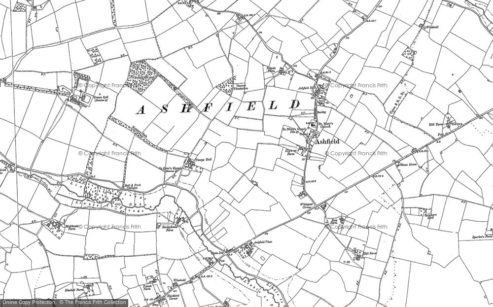 Ashfield, 1883 - 1884