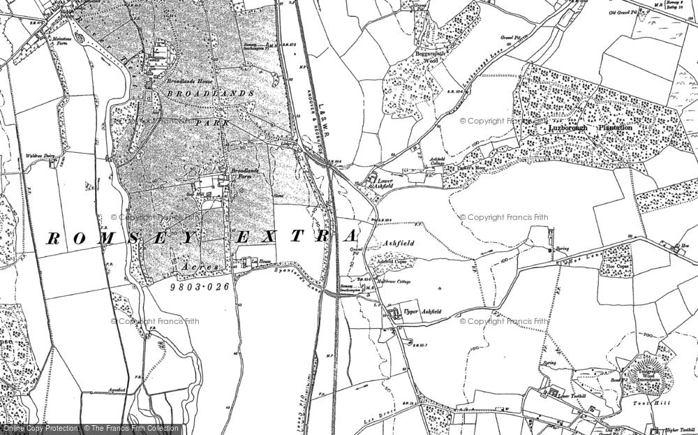 Ashfield, 1895