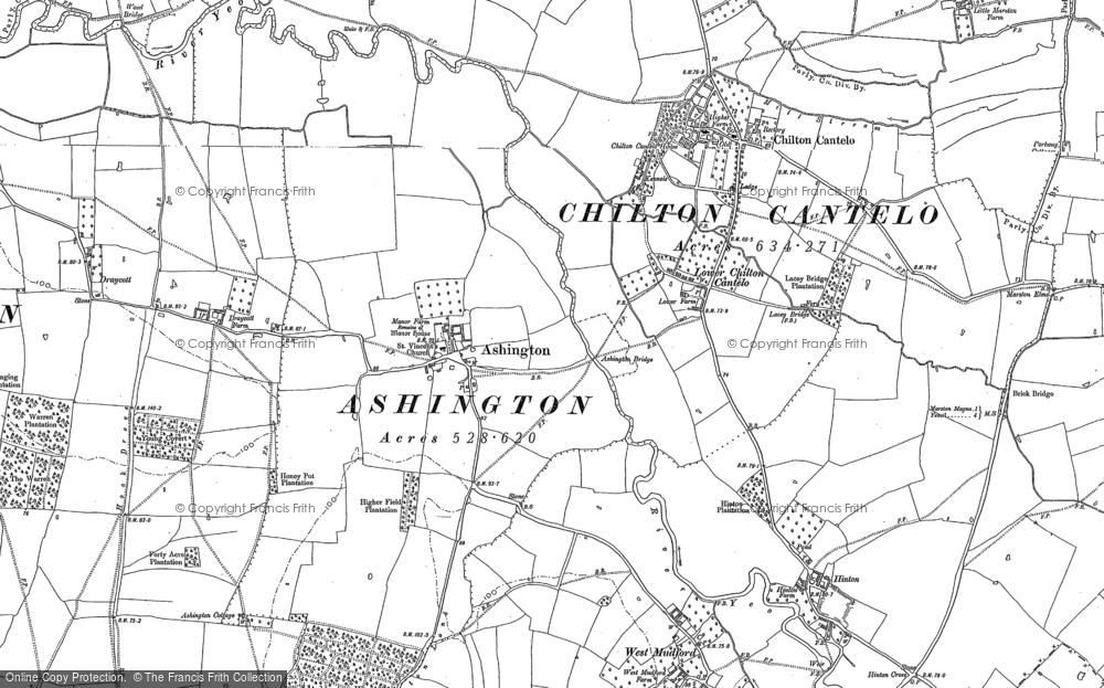 Ashington, 1901