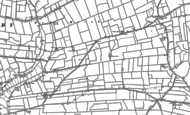 Old Map of Ashington End, 1904 - 1905