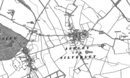 Old Map of Ashley, 1883 - 1901