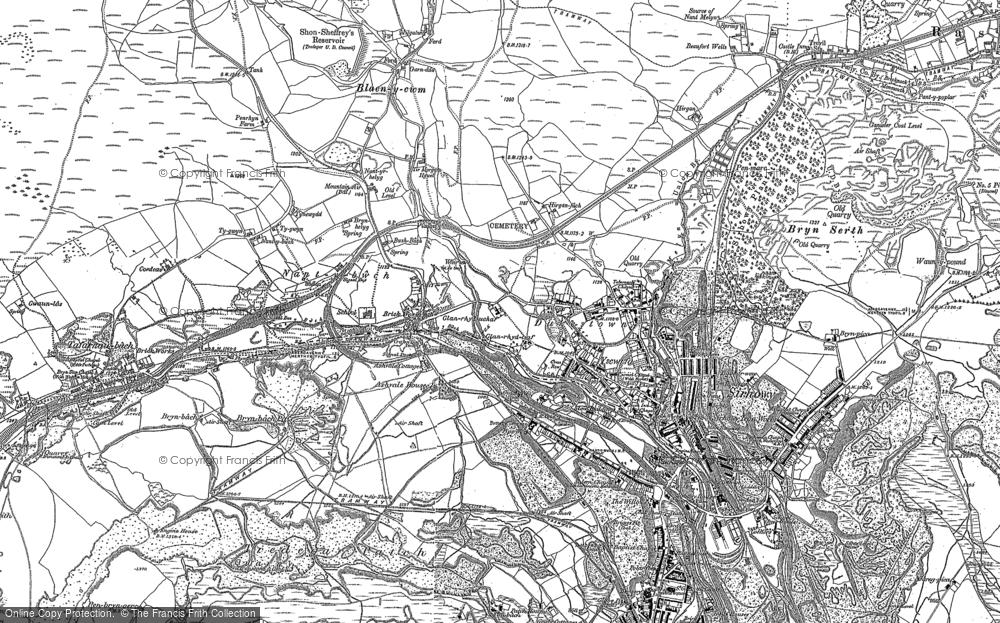 Ashvale, 1879 - 1903