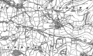Old Map of Askerswell, 1886 - 1901