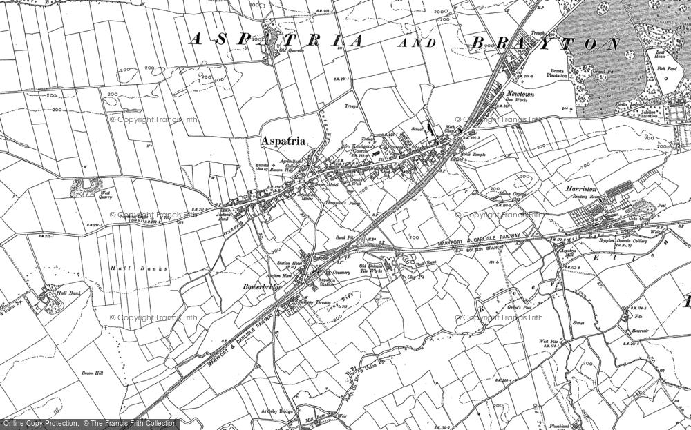 Aspatria, 1899 - 1923