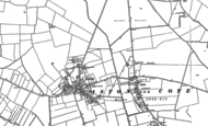 Old Map of Aston, 1910 - 1919