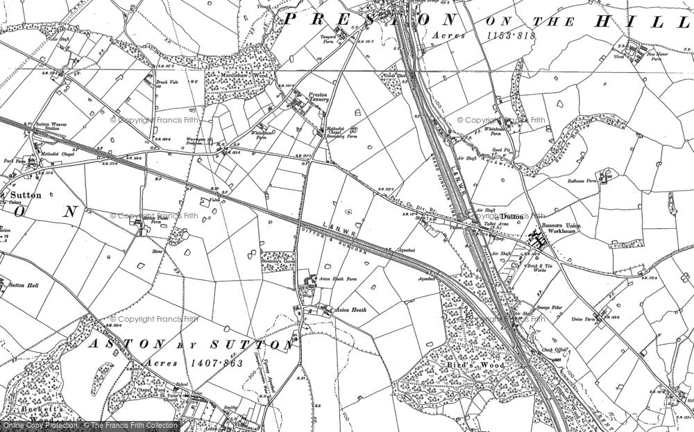 Aston Heath, 1879 - 1897