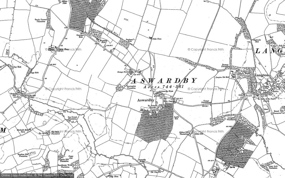 Aswardby, 1887