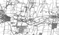Athelhampton, 1885 - 1887