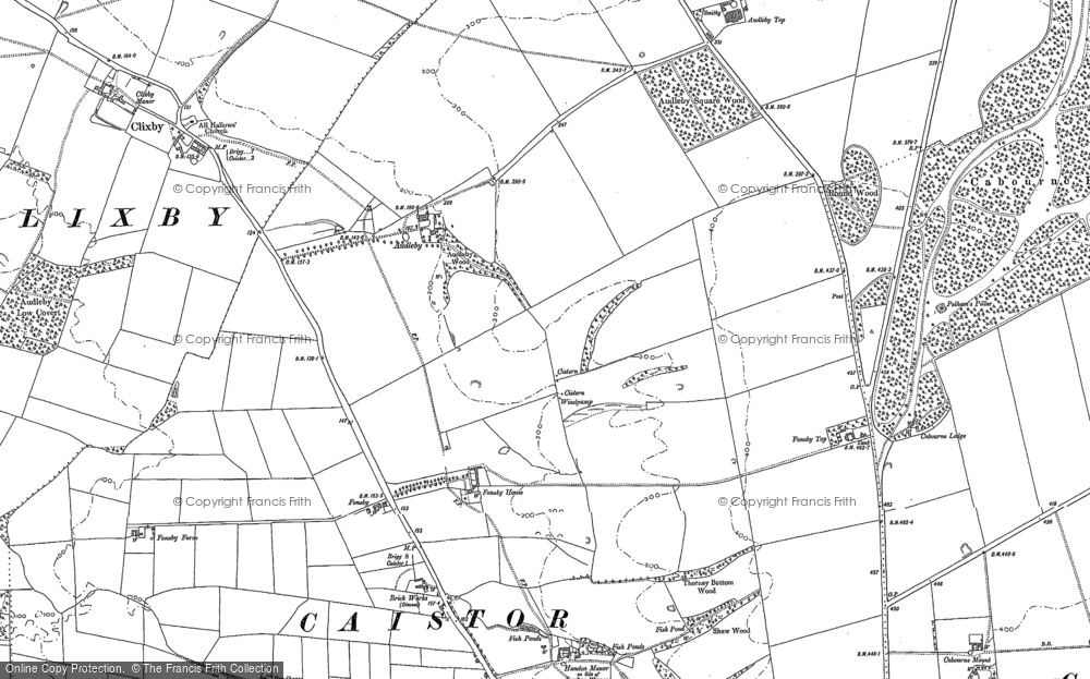 Audleby, 1886 - 1887