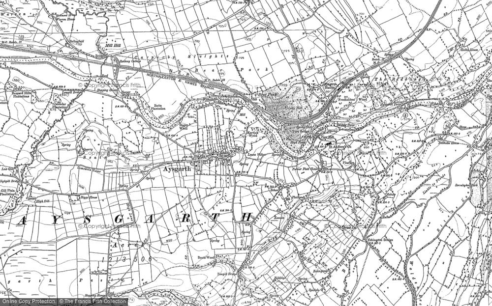 Aysgarth, 1891