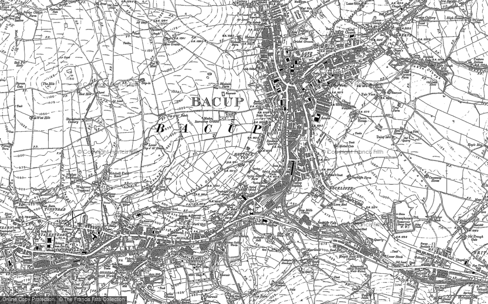 Bacup, 1891