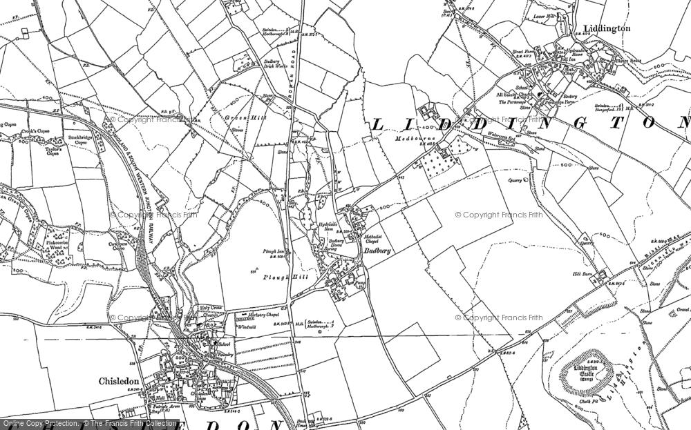 Badbury, 1899 - 1922