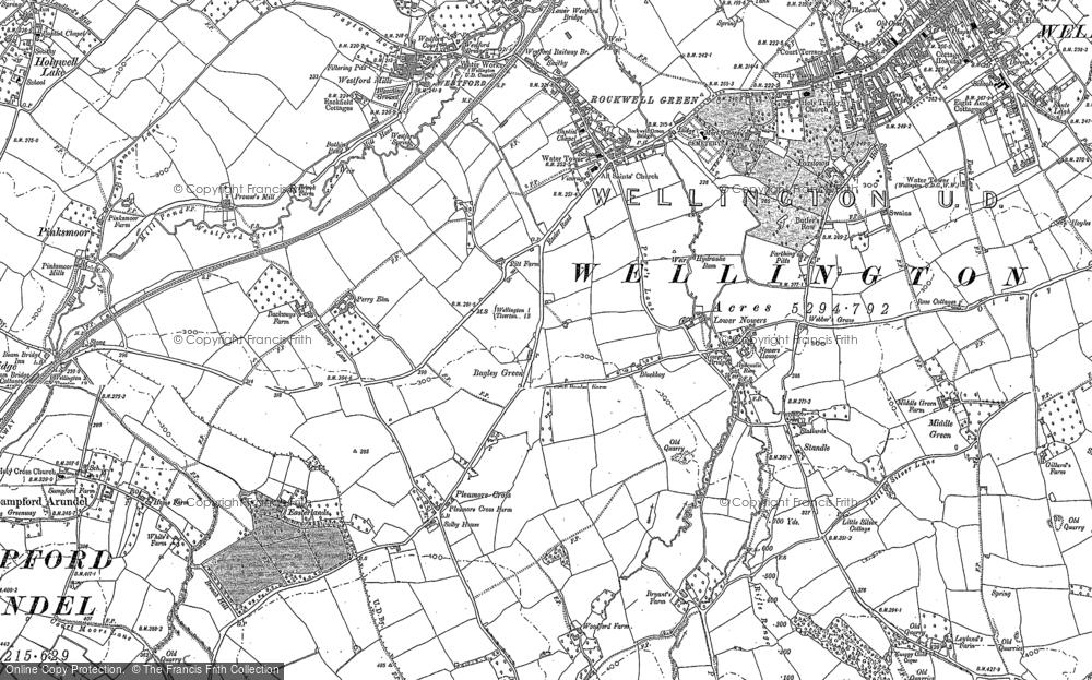 Bagley Green, 1903