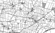 Old Map of Baldwinholme, 1890 - 1899