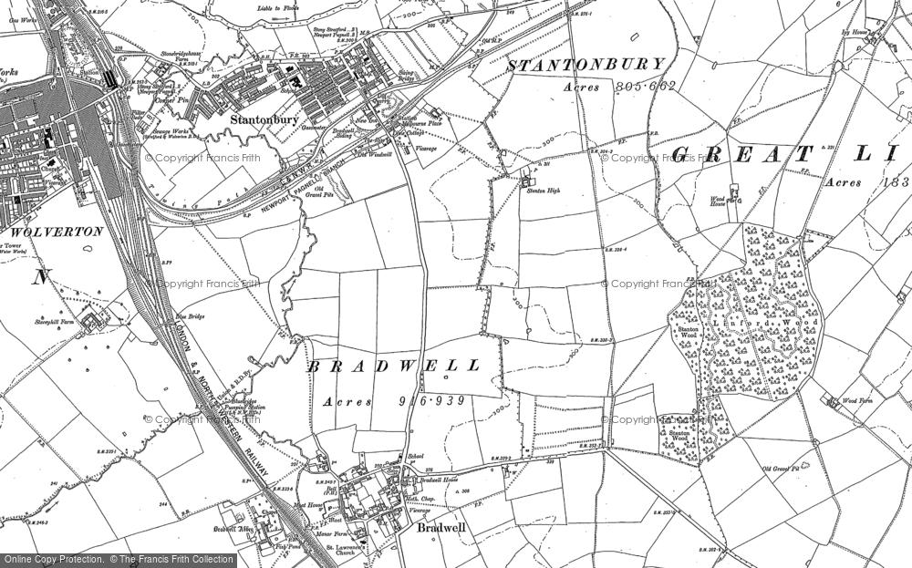 Bancroft, 1898 - 1924