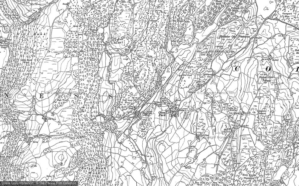 Bandrake Head, 1911 - 1912