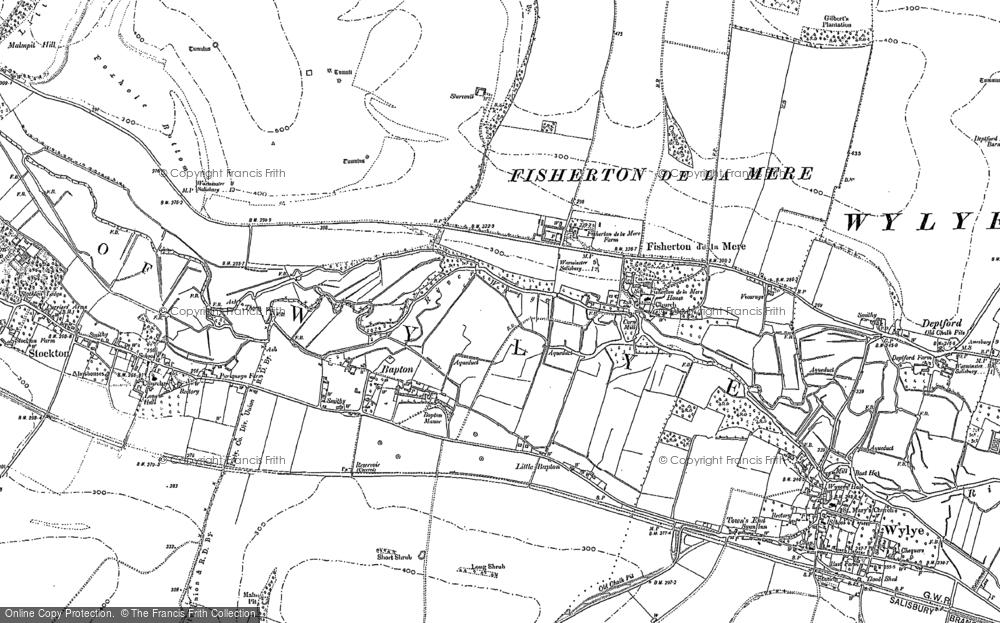 Bapton, 1899