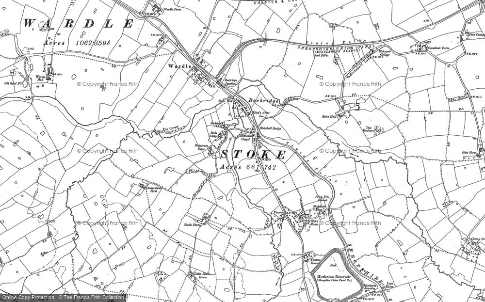 Barbridge, 1897