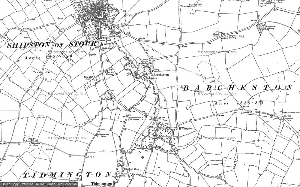 Barcheston, 1900 - 1904