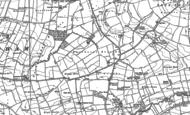 Old Map of Barthorpe Lodge, 1891