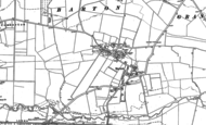 Map of Barton, 1885 - 1901