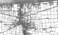 Old Map of Barton-Upon-Humber, 1886