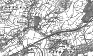 Old Map of Batheaston, 1902
