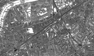 Old Map of Battersea, 1894 - 1895