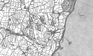 Old Map of Baycliff, 1847 - 1911