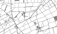 Old Map of Beaumontcote Fm, 1886