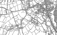Map of Beeston, 1882 - 1900