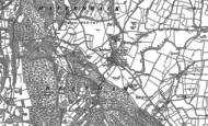 Old Map of Beetham, 1911 - 1912