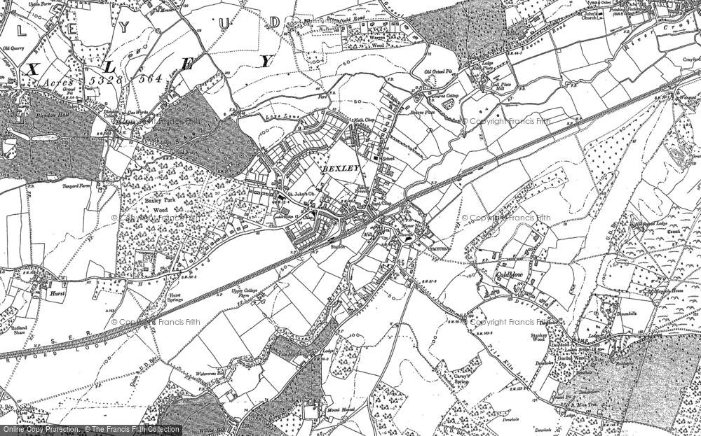 Bexley, 1895