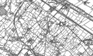 Old Map of Big Mancot, 1898 - 1910