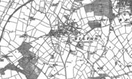 Old Map of Bilton, 1886 - 1903