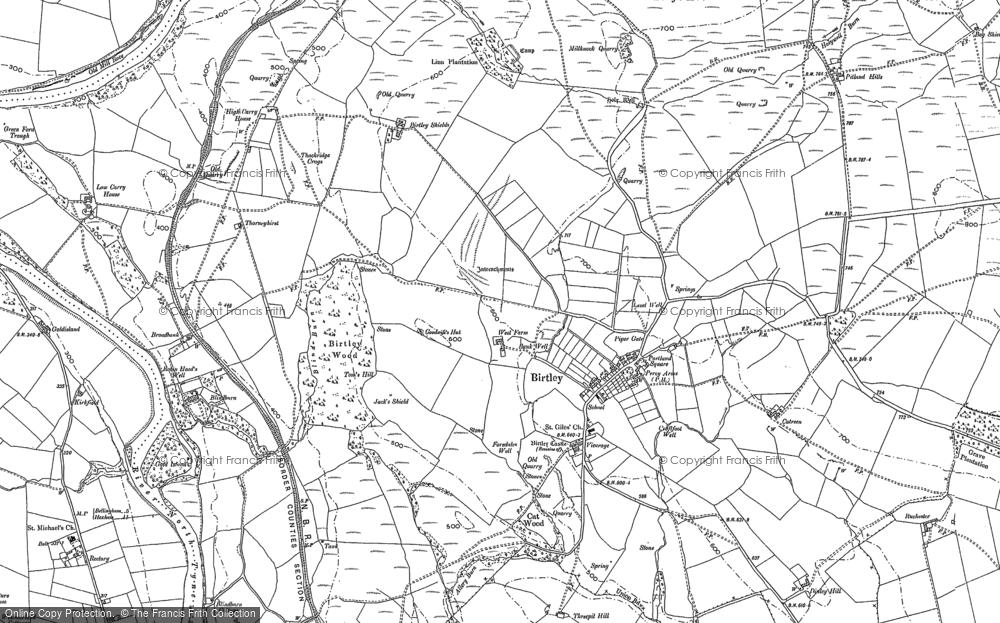 Birtley, 1895
