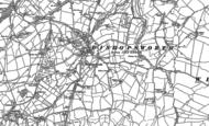 Old Map of Bishopsworth, 1902