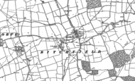 Old Map of Bitchfield, 1887
