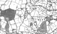 Old Map of Blackheath, 1895 - 1896