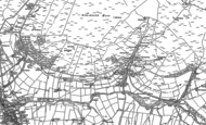 Old Map of Blagill, 1898 - 1949