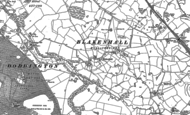 Old Map of Blakenhall, 1897 - 1908
