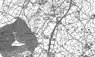 Old Map of Blatchbridge, 1902